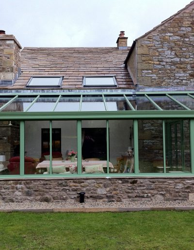 Lean-to-External-Green
